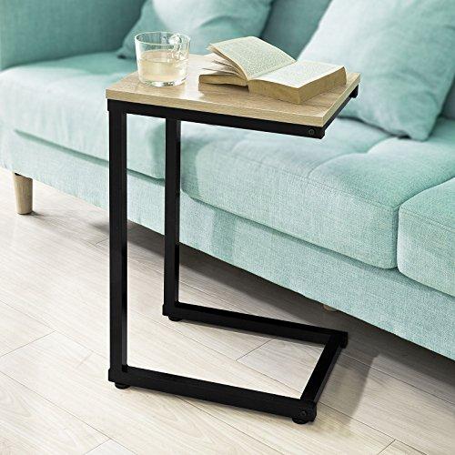 SoBuy® FBT44-N Table d'Appoint Moderne Table Basse Bout de canapé à café