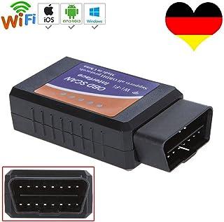 Auto Wayfeng WF/® Mini ELM327 V2.1 Bluetooth HH OBD Advanced OBDII OBD2 Elm 327 Lecteur de Code de Diagnostic de Voiture Automatique Outil de Balayage