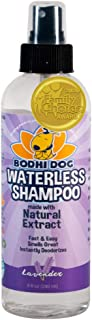 New Waterless Dog Shampoo | All Natural Dry Shampoo for Dogs or Cats No Rinse Required | 100% Non-Toxic with Natural Extra...
