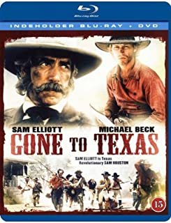 Gone to Texas (Blu-ray/DVD Combo)