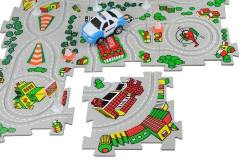Amewi 100573 - Puzzle Pilot Polizei