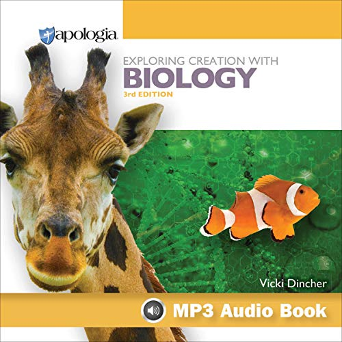 Exploring Creation with Biology (3rd Edition) Titelbild