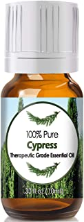 Cypress Essential Oil for Diffuser & Reed Diffusers (100% Pure Essential Oil) 10ml
