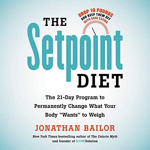 The Setpoint Diet Titelbild