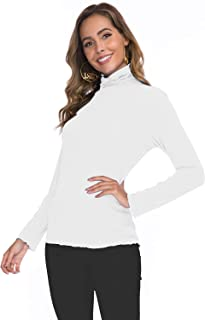 Best white turtleneck sweaters Reviews