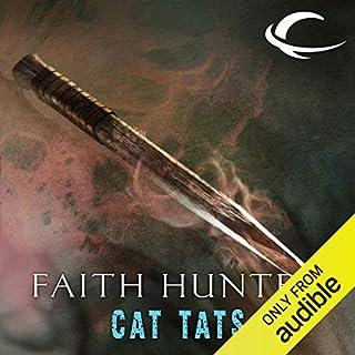 Cat Tats audiobook cover art