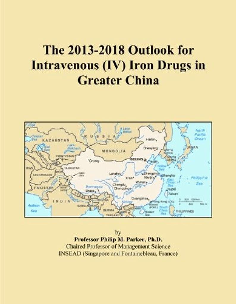 星メロディー橋脚The 2013-2018 Outlook for Intravenous (IV) Iron Drugs in Greater China