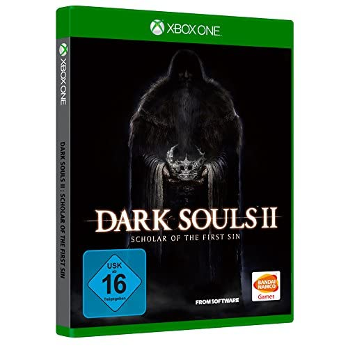 Namco Bandai Games Dark Souls II: Scholar of the First Sin [Edizione: Germania]