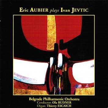 Eric Aubier joue l'œuvre pour trompette de Ivan Jevtic