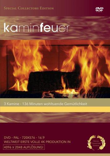 Kaminfeuer - [DVD]