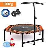 amzdeal Fitness Trampoline...