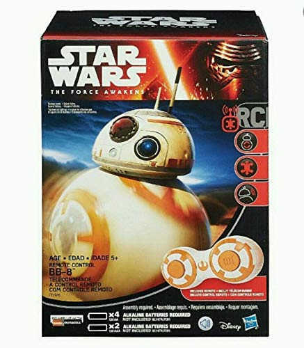 Star Wars The Force Awakens Hasbro Remote Control BB-8 - Target Exclusive