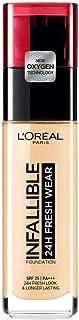 L'Oreal Paris Infallible 24hr Fresh Wear Liquid Foundation (# 125), 30ml
