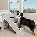 PetSafe CozyUp Folding Pet Steps -...