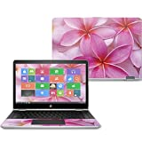 Mightyskins Skin Compatible with Hp Pavilion X360 14' (2017) - Flowers | Protective, Durable, and Unique Vinyl Decal Wrap Cover | Easy to Apply, Remove, and Change Styles | Made in The USA