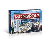 Monopoly Frankfurt Stadt Edition - Das berühmte Spiel um den großen Deal!