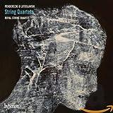 Penderecki: Streichquartette Nr.1-3 / Lutoslawski: Streichquartett