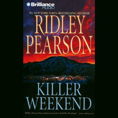 Killer Weekend audiobook cover art