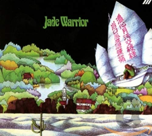 Jade Warrior-Digi-