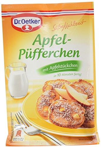 Dr. Oetker Apfelpüfferchen, 13er Pack (13 x 152 g)