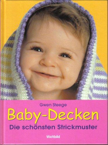 Baby-Decken. Die schönsten Strickmuster.