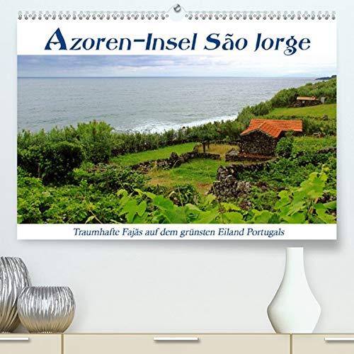 Azoren-Insel Sao Jorge – traumhafte Fajas (Premium, hochwertiger DIN A2 Wandkalender 2020, Kunstdruck in Hochglanz): Erlebe spektakuläre Wanderungen ... (Monatskalender, 14 Seiten ) (CALVENDO Natur)