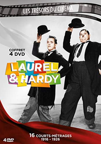 Laurel & Hardy-16 Court-Métrages de 1916 à 1926 (Les Trésors du cinéma)