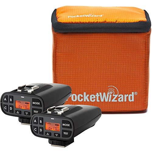 PocketWizard Plus IV - Transceptor de Radio, Color Negro