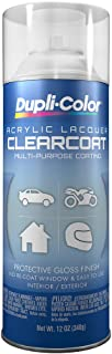 automotive acrylic lacquer spray paint