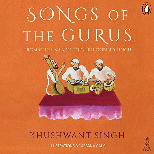 Songs of the Gurus cover art