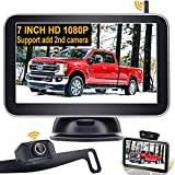 Backup Camera Wireless for Truck HD 1080P Car...
