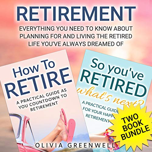 Retirement: Two Book Bundle audiobook cover art