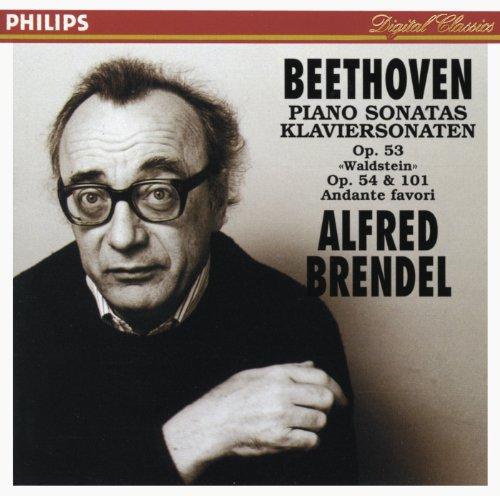 ベートーヴェン:ピアノ・ソナタ第21番《ワルトシュタイン》、22番、28番