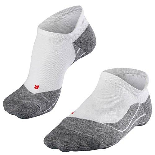 FALKE 3 Paar Running RU4 3P Inline Fitness Socken 16707 Kurze Sportsocken, Farbe:White-Mix 2020, Socken & Strümpfe:44-45
