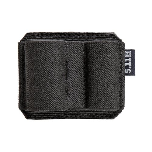 5.11 Tactical 56121 Light Writing Patch Pouch, Black
