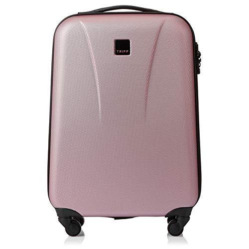 Tripp Soft Pink Lite 4 Wheel Cabin Suitcase