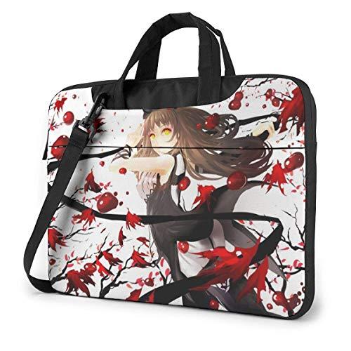 Anime RWBY Laptop Sleeve Case Handheld One Shoulder Shoproof Oxford Protective Case/Notebook Computer Pocket Case