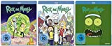 Rick and Morty Staffel 1-3 [Blu-ray]