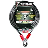 Trimax TDL3010 Trimaflex 30' X 10mm Dual Loop Multi-Use Cable by Trimax