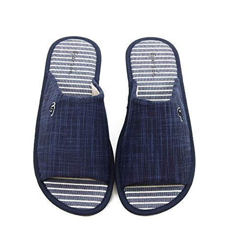 GARZON - Zapatilla CASA P379.170 para: Hombre Color: Azul Marino Talla: 44