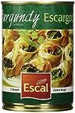 Escal French Burgundy Escargots Snails - 3 Dozen