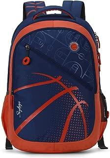 Skybags Figo 04 32 Ltrs Blue Casual Backpack (FIGO 04)
