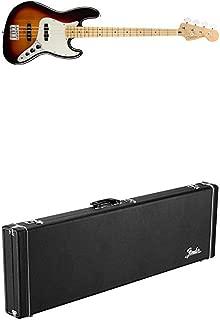 $864 » Fender Player Jazz Bass - Maple - 3-Color Sunburst/With Fender Classic Series Case