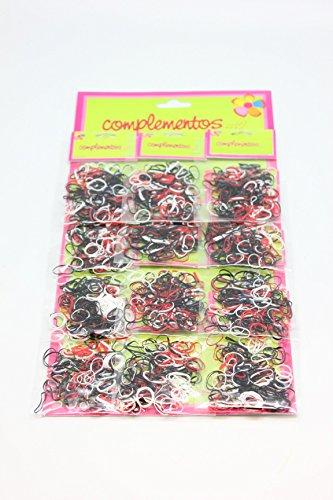 Lot de 12 packs de 10 gommes Latex (Total 1800). Expédition gratuite