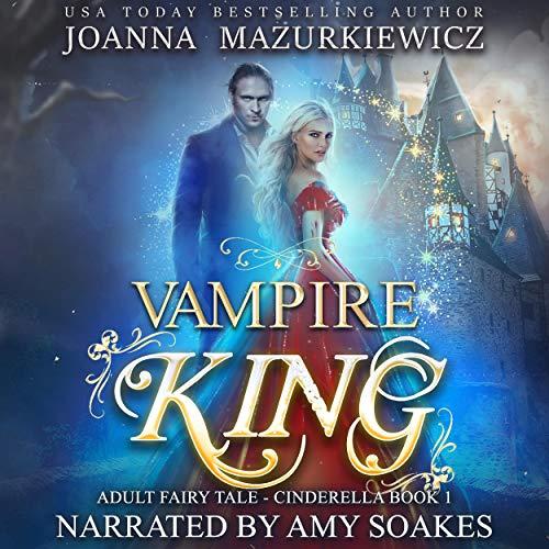 Vampire King audiobook cover art