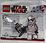 LEGO Star Wars Chase Mini Figure Limited Edition Chrome Stormtrooper with Blaster Rifle