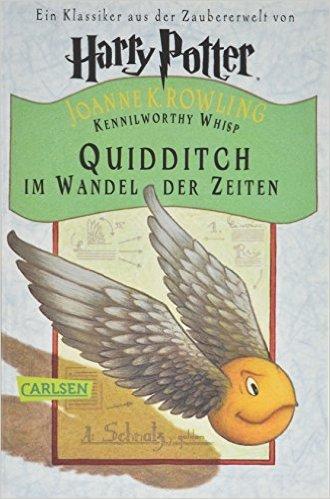 Quidditch im Wandel der Zeiten ( 17. März 2010 )