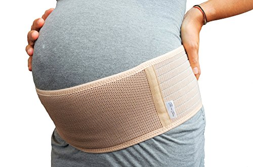 Jill & Joey Maternity Belt - Belly Band for Pregnancy Back Support -...