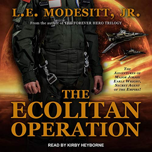 The Ecolitan Operation cover art