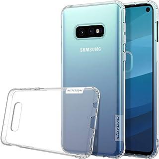 Nillkin Samsung Galaxy S10e Mobile Cover Nature Series Soft TPU Transparent Slim Case - Clear